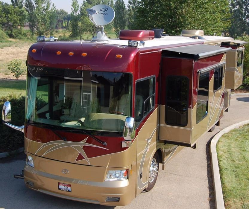 2007 Country Coach 40' INSPIRE