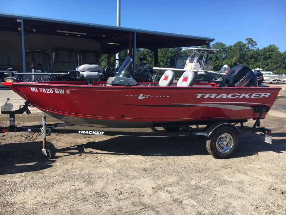 Bass tracker 16 boats for sale for Bass tracker fishing boats