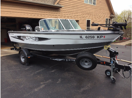 Lund tyee boats for sale
