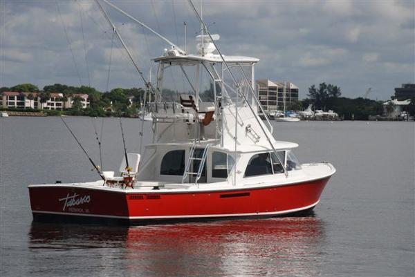 1974 Bertram 31 SPORT FISHERMAN