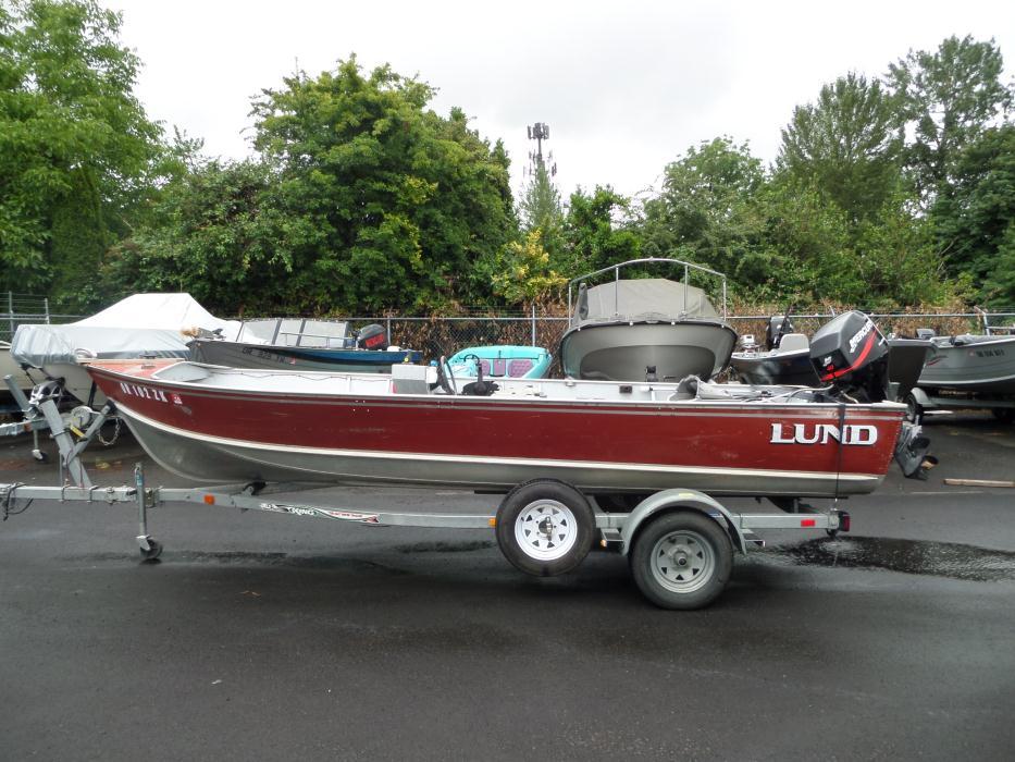 1988 Lund Boats