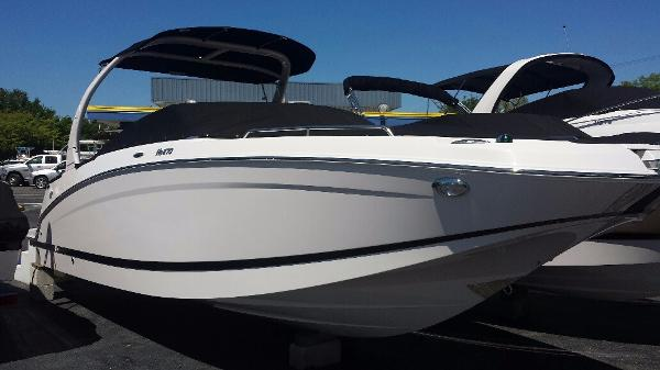 2016 Four Winns HD270 OB