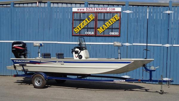 2010 Tracker 1860 Grizzly