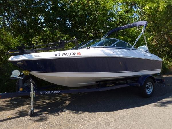 2011 Four Winns H Series H180 OB