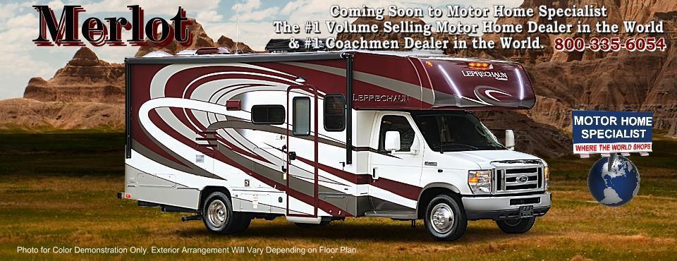 2017 Coachmen Leprechaun 260DS Class C RV for Sale W/J