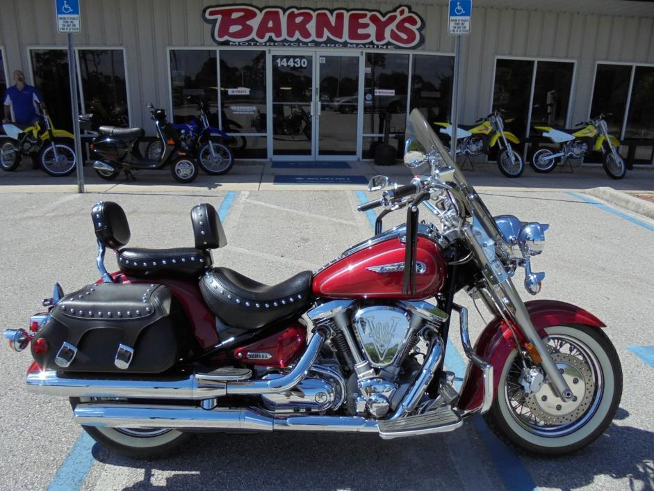 Yamaha road star motorcycles for sale in brooksville florida for Yamaha motorcycle for sale florida
