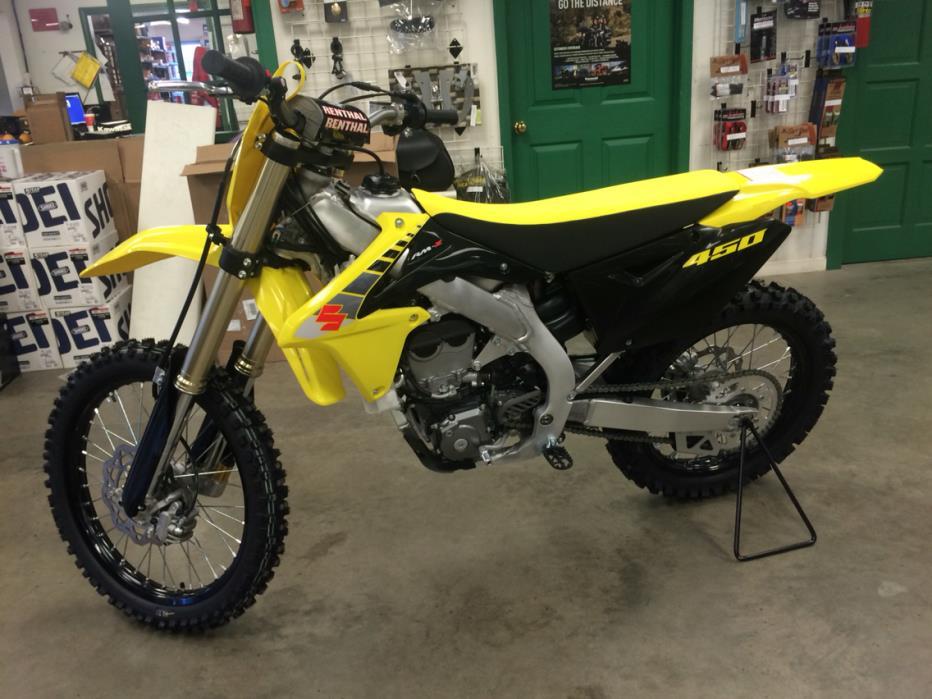 Suzuki Rm Z450 Rmz450 Motorcycles For Sale