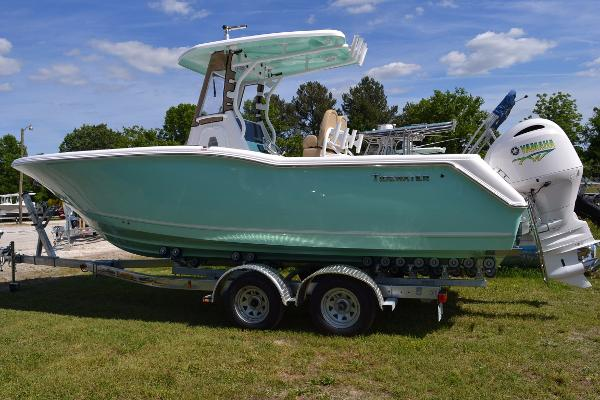 Tidewater Boats 180 Adventure Cc Boats For Sale