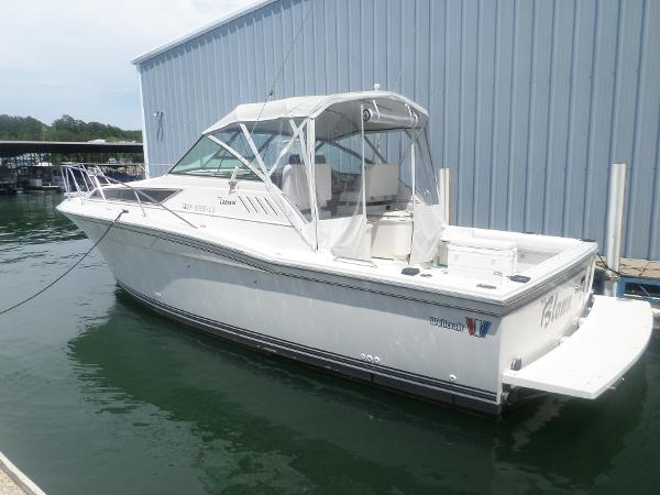 1991 Wellcraft 3300 COASTAL
