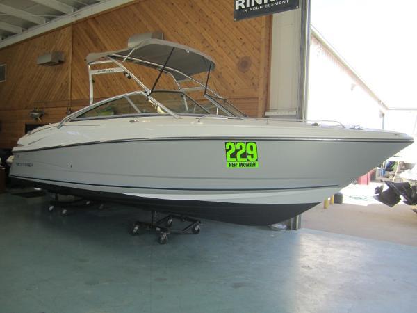 2008 Monterey 254 FS