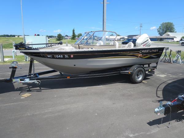 2003 Crestliner Sportfish 1850