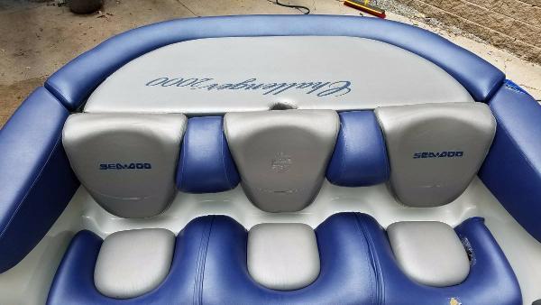 2000 Sea Doo Challenger 2000