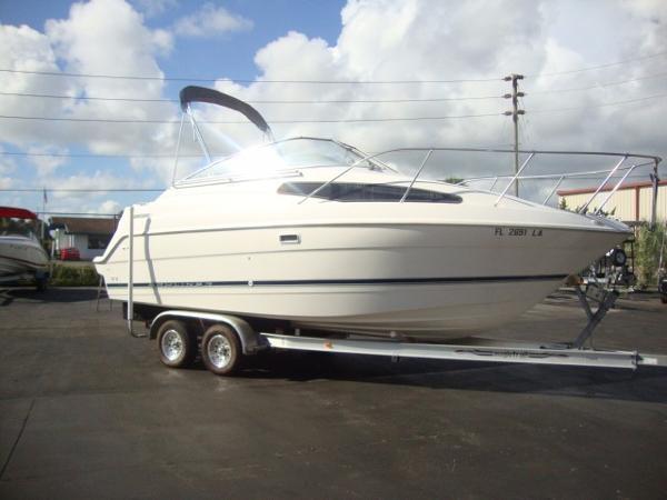 Bayliner 23 Cabin Cruiser Boats For Sale