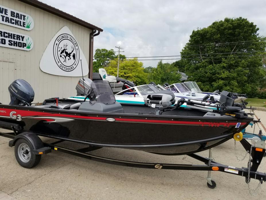 2014 G3 Angler V167 C