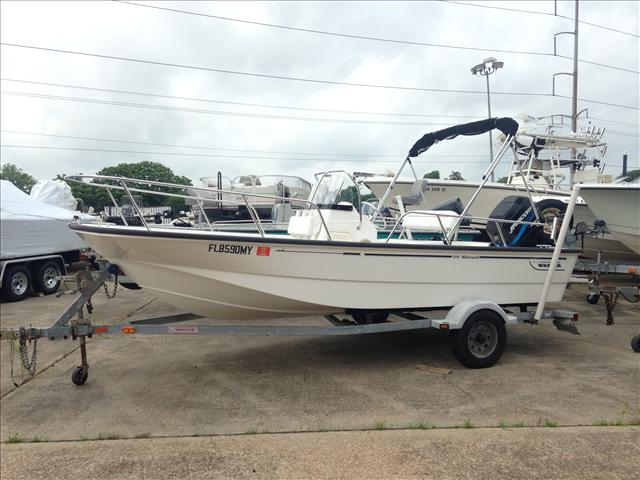 2005 Boston Whaler 170 Montauk