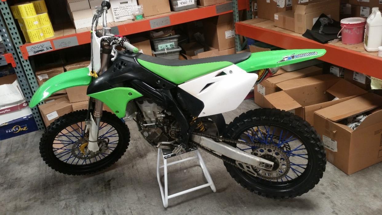 2003 Kawasaki KLX 400