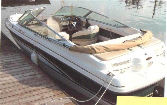 1999 Chaparral 1930 SS