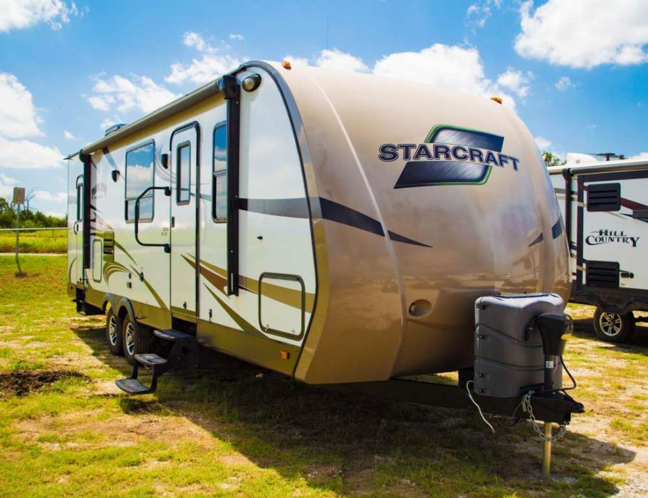 2015 Starcraft Rvs Travel Star 299BHU