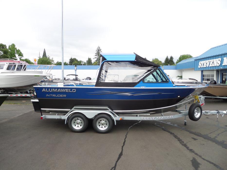 Alumaweld Boats Intruder Outboard 22 Boats For Sale