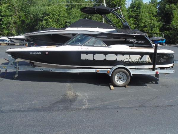 1998 Moomba Outback LS