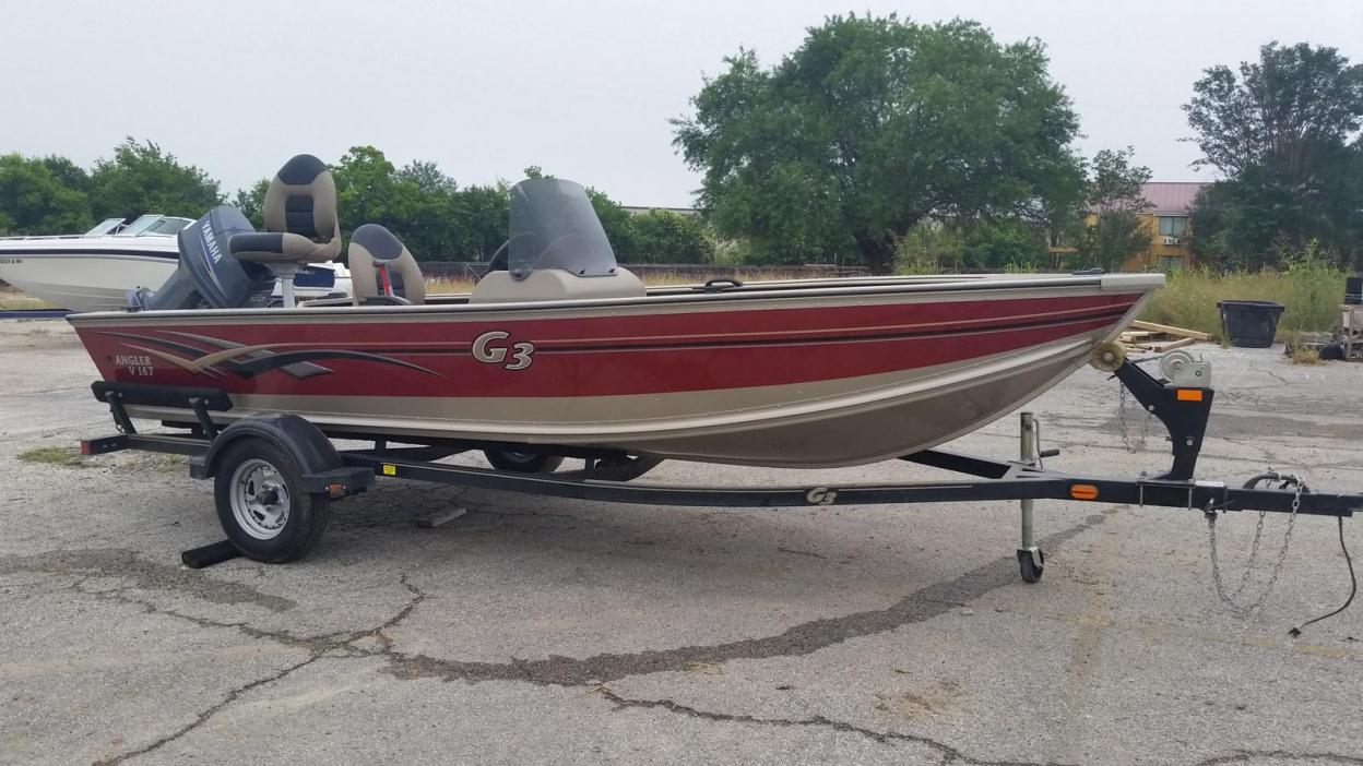 2008 G3 Angler V167 C