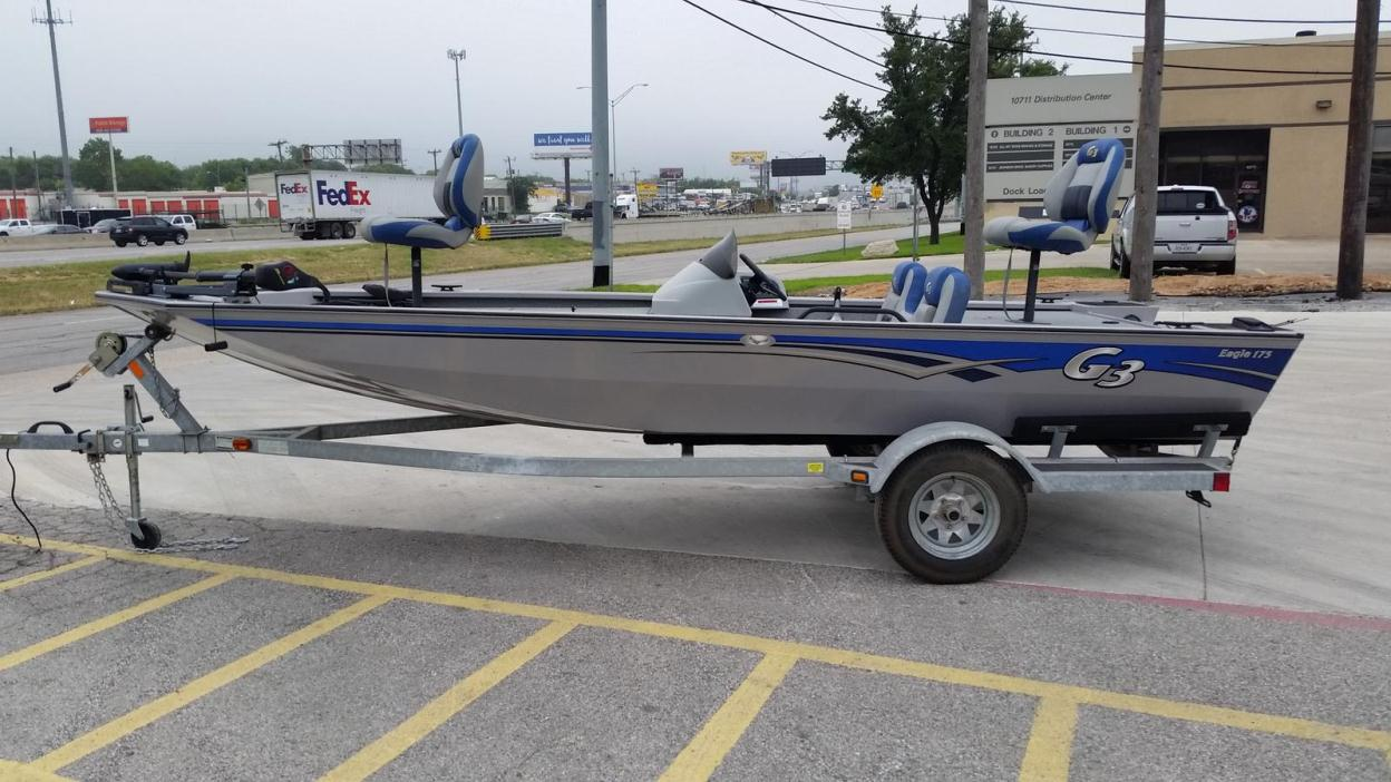 G3 Eagle 175 Boats For Sale