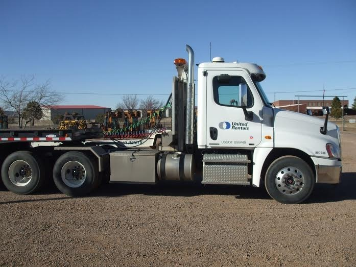 2012 Freightliner Cascadia Cab Chassis