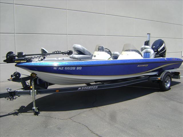 2011 Stratos 186XT