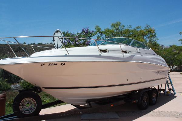 2002 Monterey 242 Cruiser