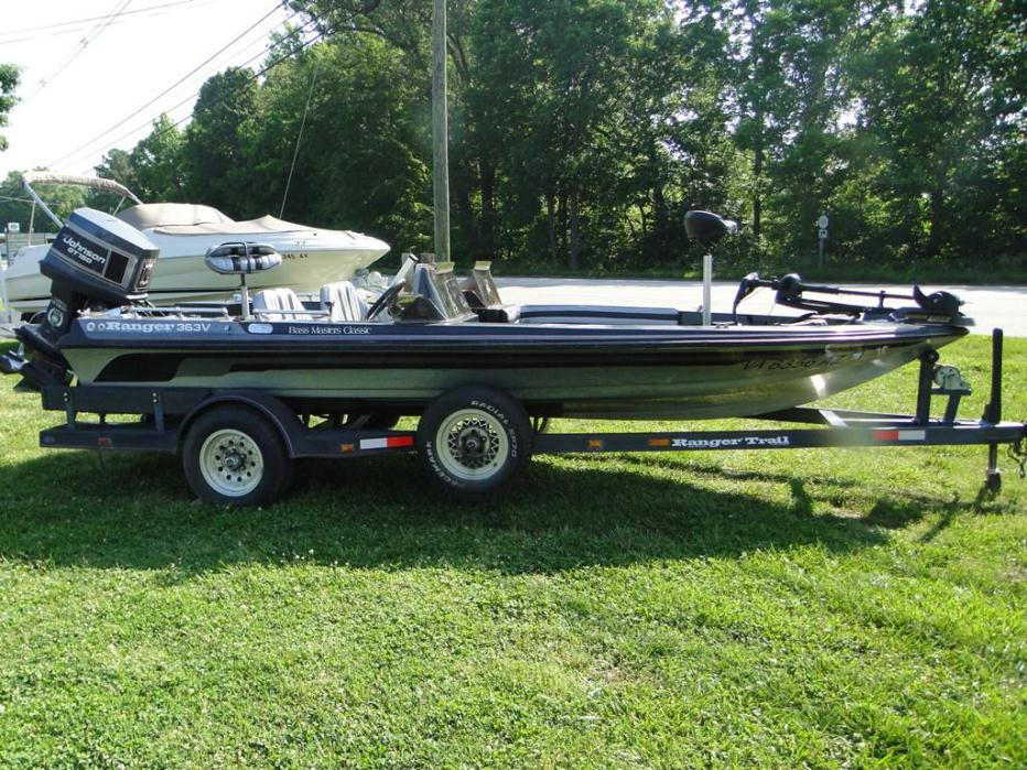 Ranger 363 Boats For Sale