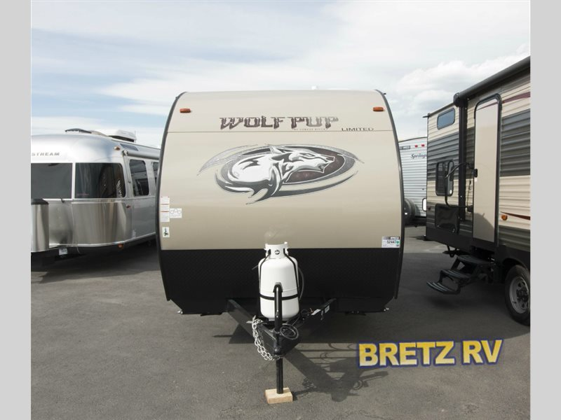 2017 Forest River Rv Cherokee Wolf Pup 17RP