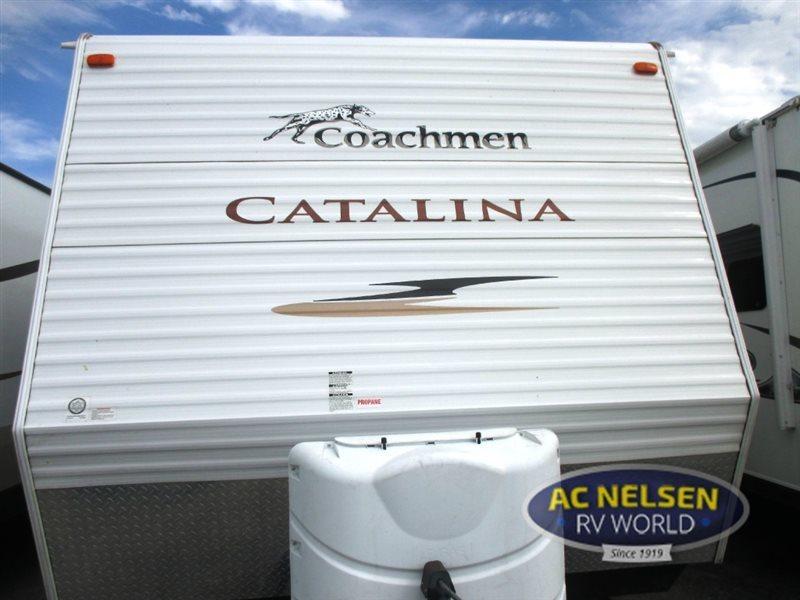 2011 Coachmen Rv Catalina 22FB