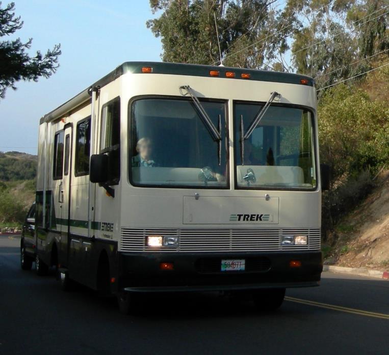 1996 Safari TREK 2430