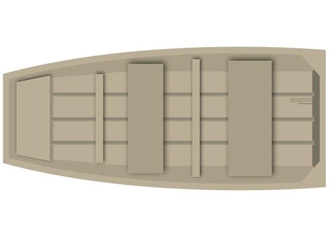2014 Alumacraft MV 1648