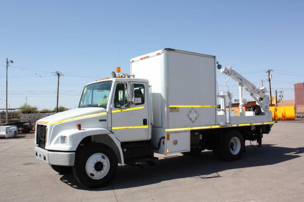 freightliner fl70 cars for sale in arizona rh smartmotorguide com Freightliner Van Freightliner FL70 Accessories