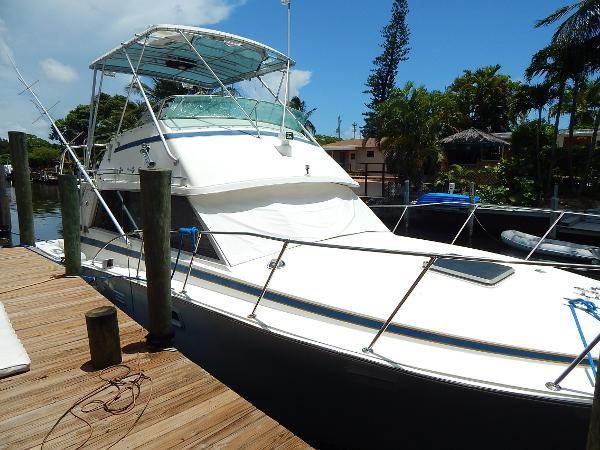 1987 Bertram 38 Sport Fisherman