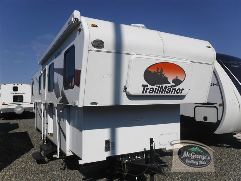 2012 Trailmanor Classic Series 2720SL