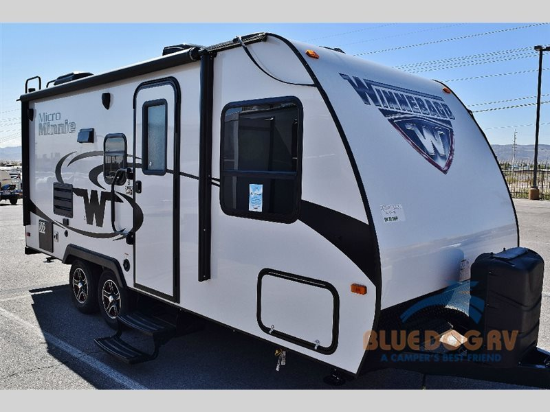 2017 Winnebago Industries Towables Micro Minnie 2106DS