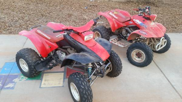 2000 Honda Fourtrax 300 Motorcycles for sale