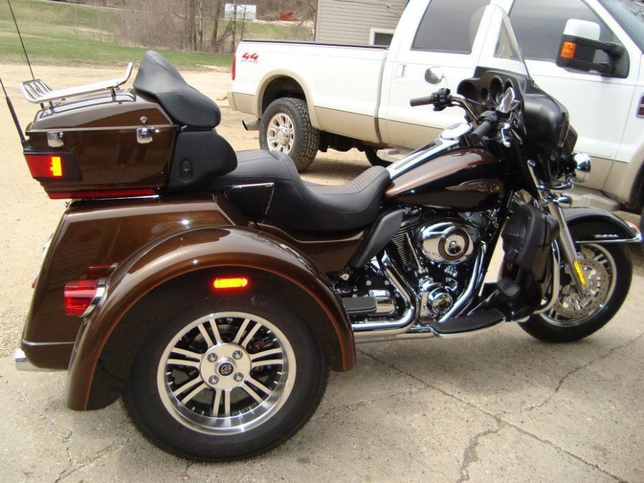 2014 Harley-Davidson Electra Glide Ultra Limited - FLHTK
