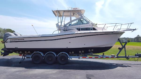 Grady White Sailfish 272 boats for sale