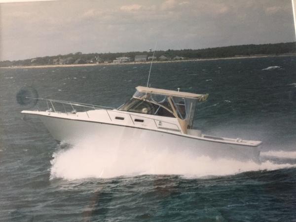 2001 Shamrock 290 Walkaround