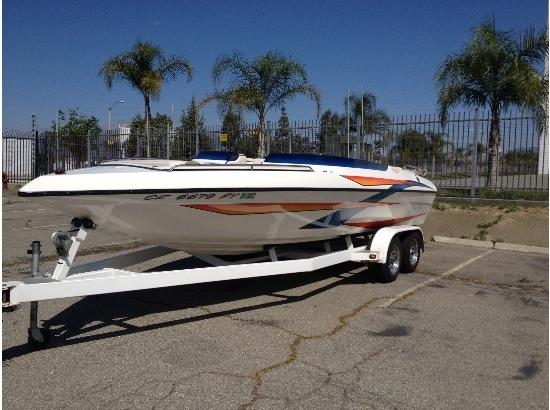 2004 Laser Boats Apex