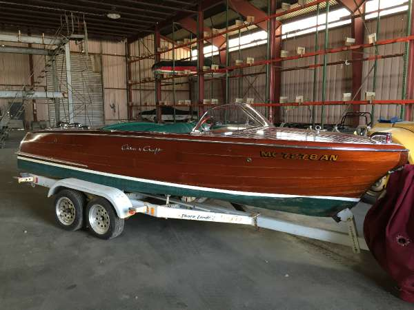 1956 Chris Craft Boats for sale