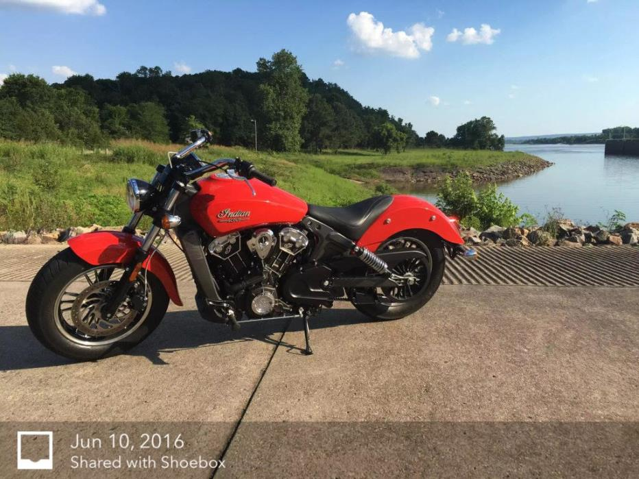 2016 Indian Scout™ ABS