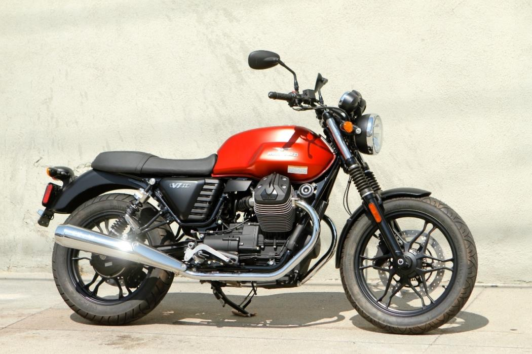 moto guzzi v7 ll stone motorcycles for sale. Black Bedroom Furniture Sets. Home Design Ideas