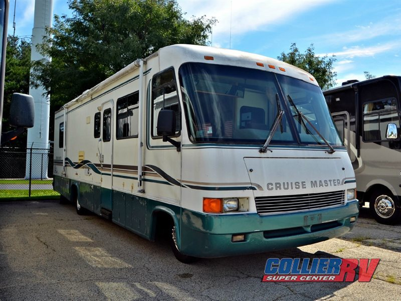 1996 Georgie Boy Cruise Master 3412