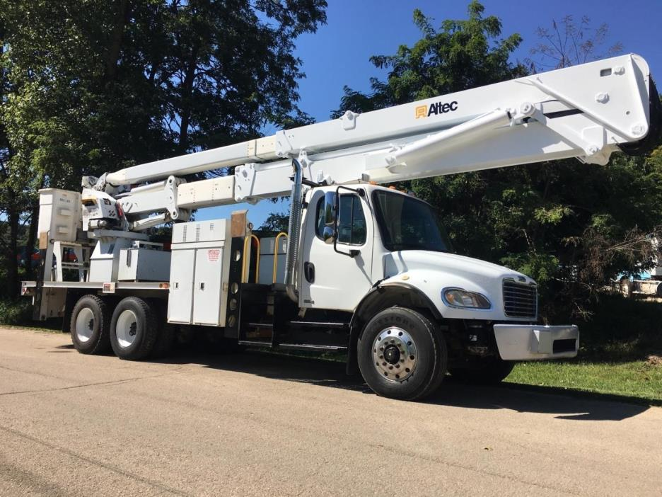 2003 Freightliner Business Class M2 112 Bucket Truck - Boom Truck