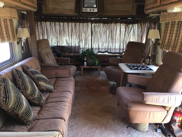 1987 Fleetwood Bounder Rv Rvs For Sale
