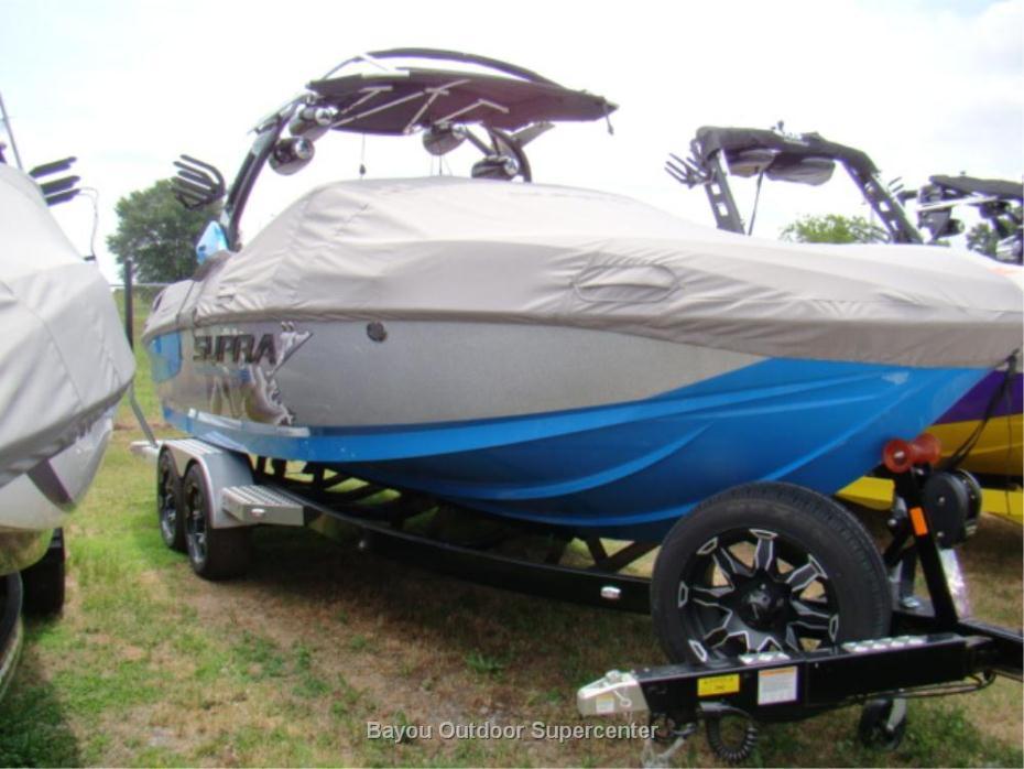 2016 Supra SG 400 (World's Edition-Pacific Blue)